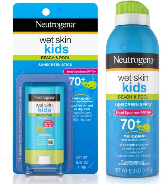 Protetor Solar Spray neutrogena kids