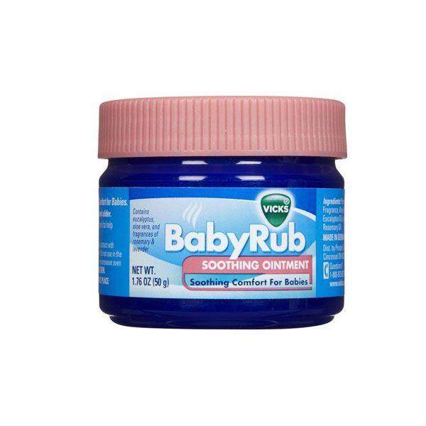 Vick Baby Rub