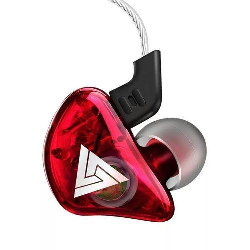 Fone de Ouvido Original QKZ CK5 In-Ear HiFi HQ Alta Qualidade + Case de Brinde