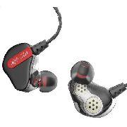 Fone Profissional Dual Driver QKZ CK2 Retorno Palco Hi-Fi De Alta Qualidade
