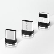 Conector Plug Magnético Individual de 2ª Geração para cabo TOPK