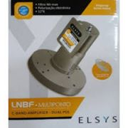 Lnbf Multiponto Banda C Elsys