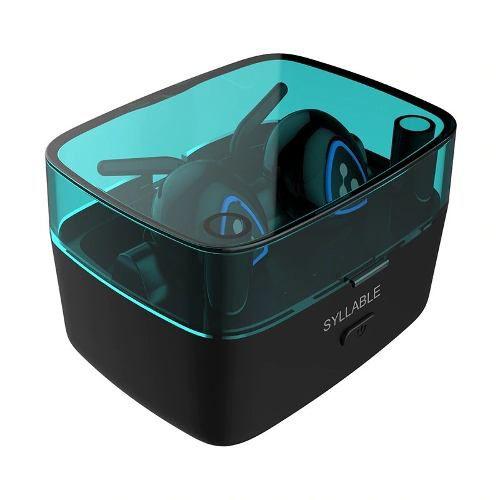 Fone Bluetooth Original Syllable D900s HiFi HQ Com Case Carregador