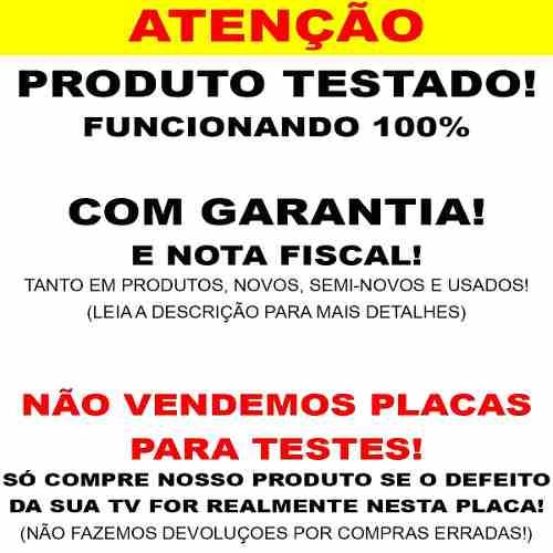Placa Tcon Lg 47ln5400 47la5400 6870c-0444a