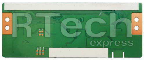 Placa Tcon Lg 32ls3500 Toshiba Dl3270 6870c-0414a Semi Nova