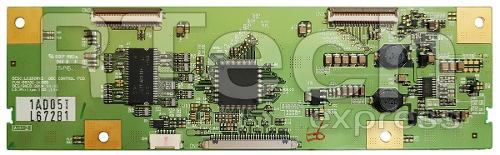 Placa Tcon Philips 26pf5320 Lc260wx2 6870c-0036d Semi-nova!