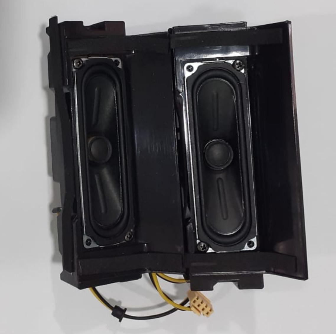 Alto falante DY0G08BJ05 para TV Samsung UN32T4300AG