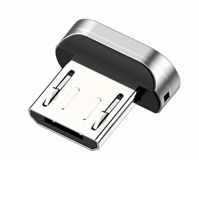 Conector Plug Magnético para Cabo Magnético TOPK AM41/AM61 Retangular/Oval