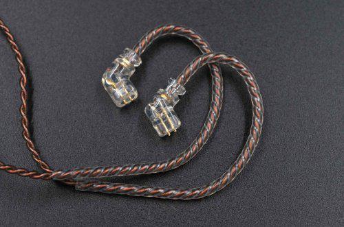 Fone de Ouvido Profissional Original KZ ZSN Com Cabo Destacável - 1DD 1 BA In-Ear HiFi HQ Alta Qualidade para Retorno de Palco ou Celular Com
