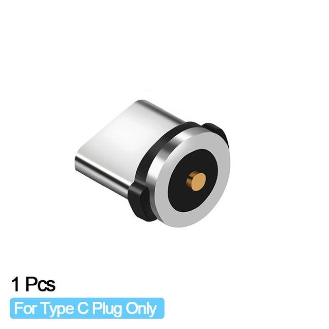 KIT 30 Plugs Magnéticos Para Cabo TOPK AM23 (Atacado)