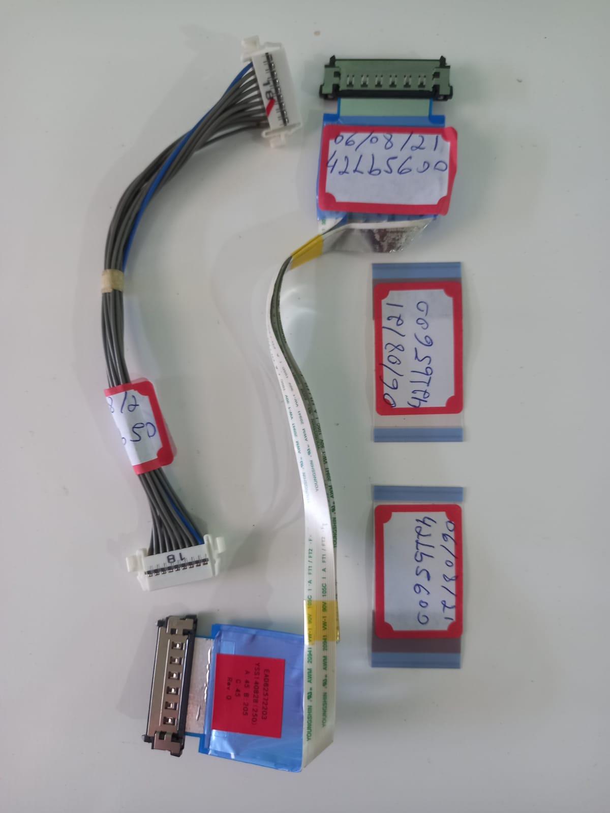 Kit cabo flat para TV LG 42LB5600