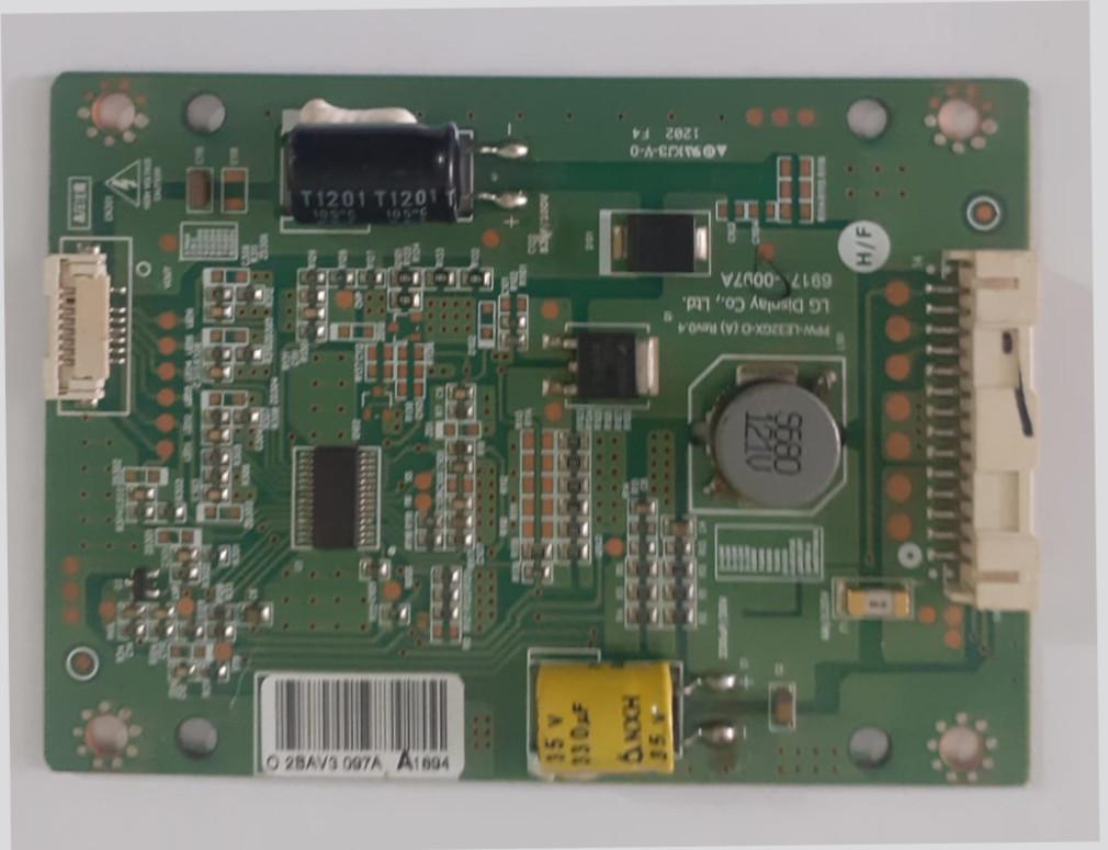 Placa Driver de Led PPW-LE32GX-O(A) Rev04 para TV LG 32LS3500