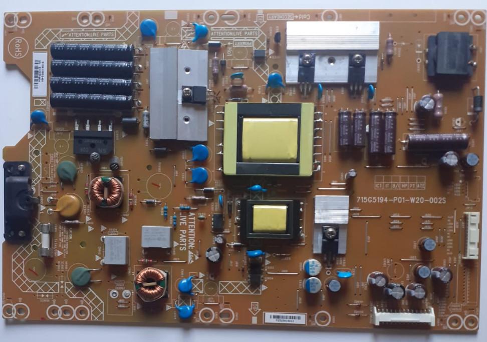 Placa Fonte 715G5194-P01-W20-002S para TV Philips 32PFL4007D/78