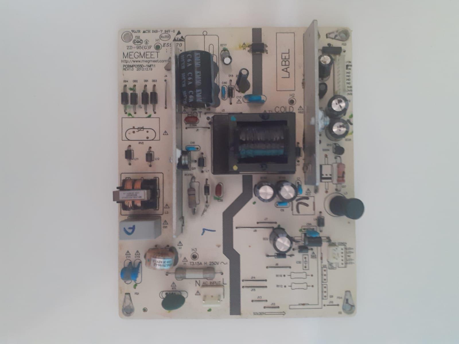 Placa Fonte MP055D-1MF11(1.0) para TV Philco TVPH28C20 Led