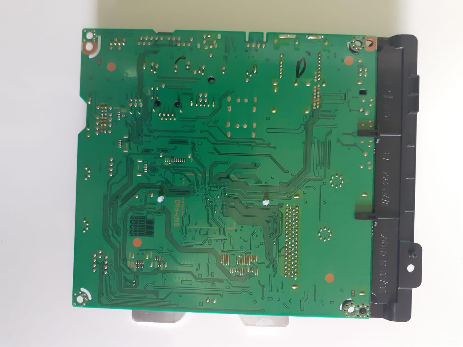 Placa Principal EAX67872804(1.0) UK75LM18AMGJ658835 01 para TV LG 50UK6510, 43UK6510 e 43UK6520
