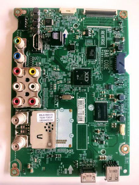 Placa Principal Lg 32lb560b 32lb550b Eax65710301 (1.5)