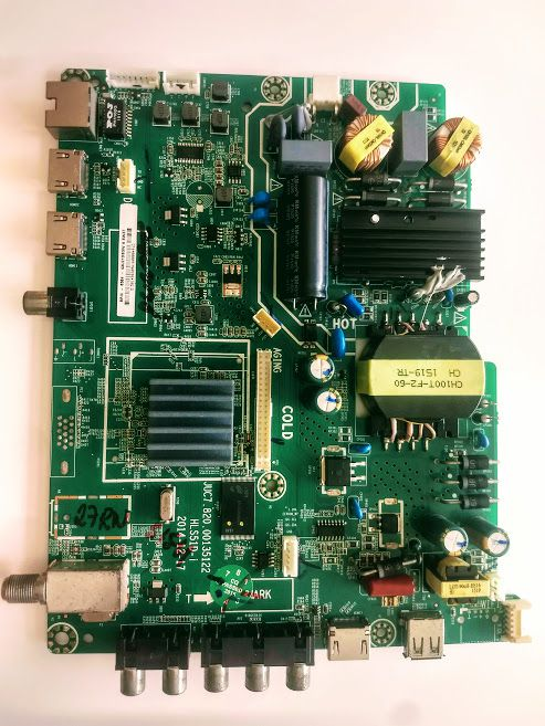 Placa Principal Philco Ph43u21dsgw Juc7.820.00135122