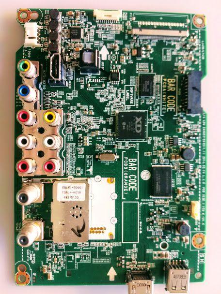 Placa Principal Tv Lg 32lb5600 39lb5600 42lb5600 47lb5600