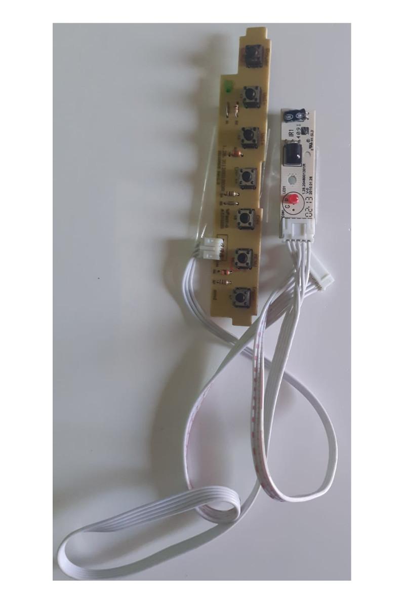 Placa Sensor Controle e Controle Remoto para TV PH24MR Led A2