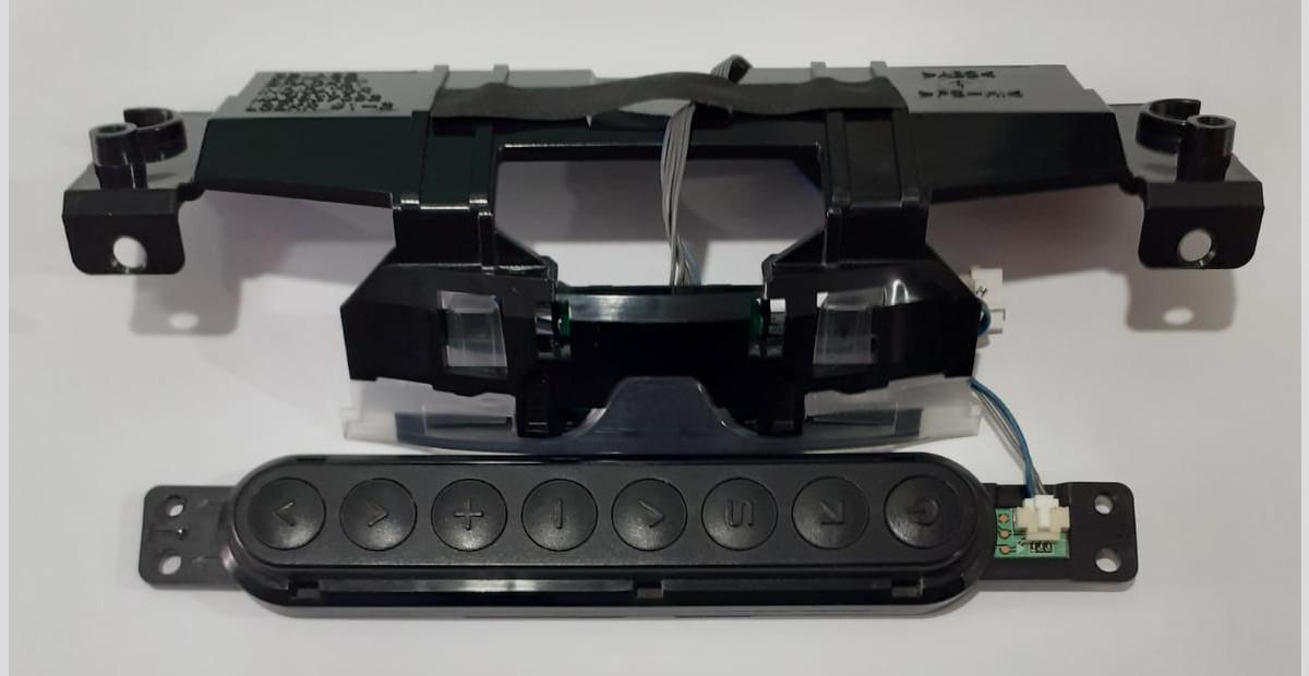 Placa Sensor Controle Remoto e botões p/ TV LG 32LA613B