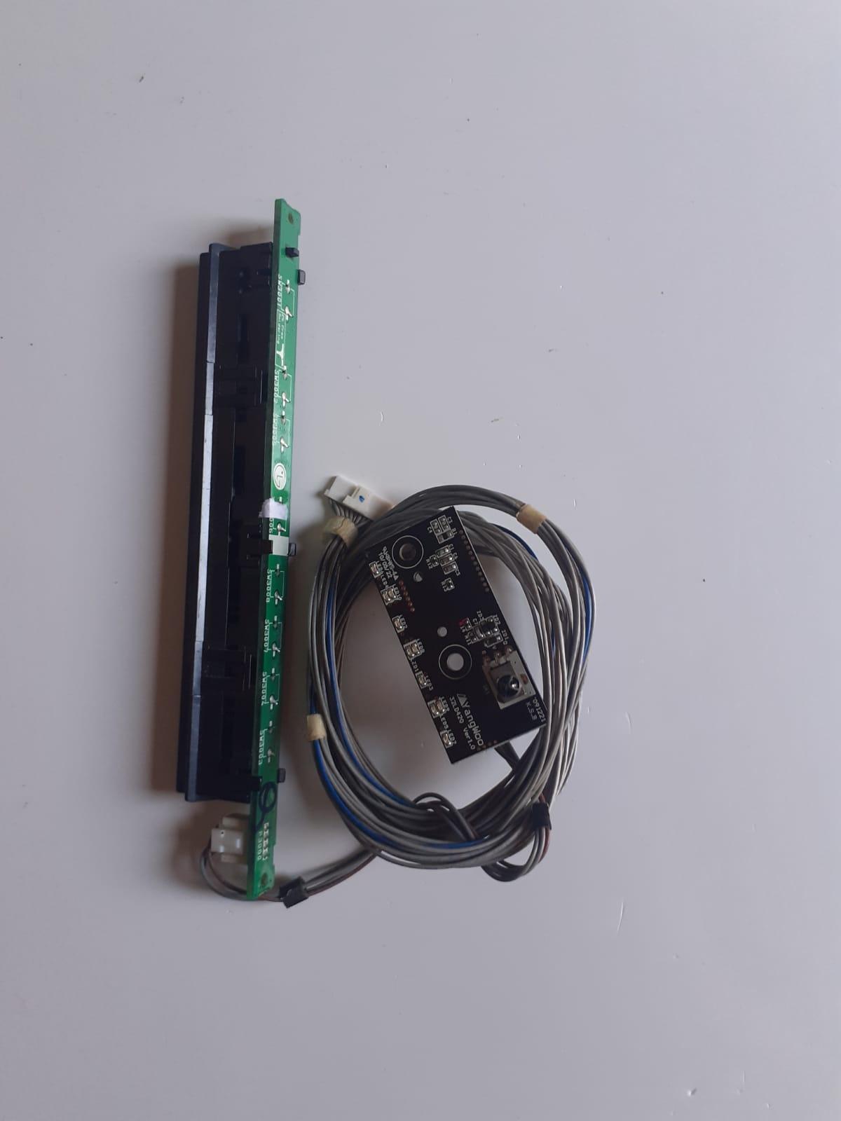 Placa Sensor Controle Remoto e Botões para TV LG 32LD420