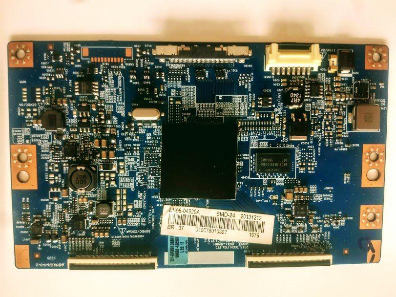 Placa T_com Samsung Un39fh5030g Un40fh5030g Bn41-02061
