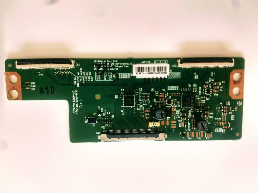 Placa T-con 6870c-0532a Tvphilco Ph43e30dsgw Ph43u21dsgw Led