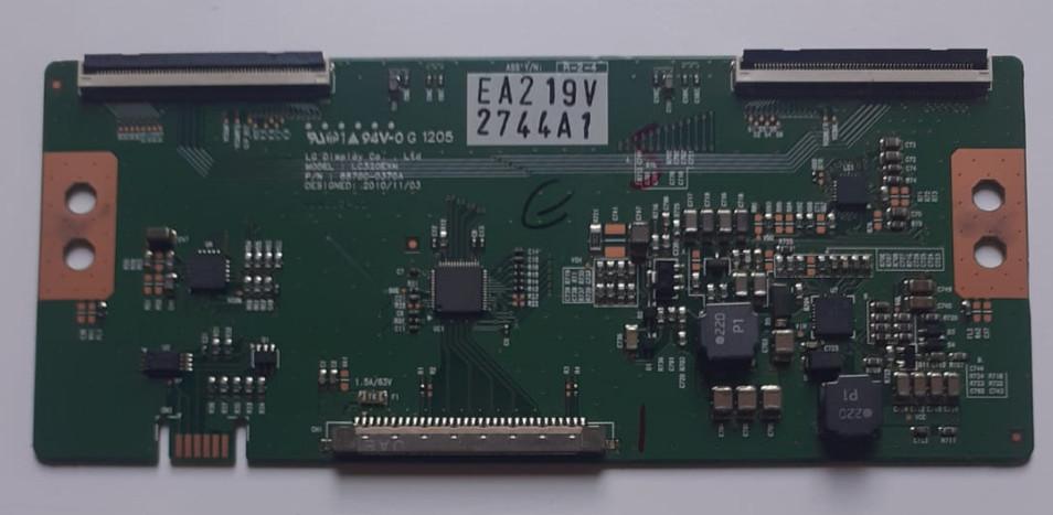 Placa T-Con modelo LC320EXN para TV Philips 32PFL4007D/78