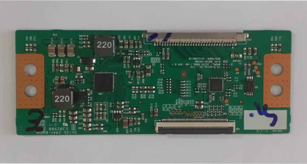 Placa T-Con para TV LG 32LA613B