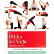 A Bíblia do Yoga - BROWN, CHRISTINA