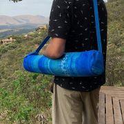Bolsa Porta Mat Gili - Acqua e Azul
