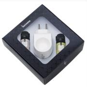 Kit Presente Aromatizador Elétrico Standard com Essências - Capim Limão e Jasmim Branco - Via Aroma
