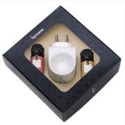 Kit Presente Aromatizador Elétrico Standard com Essências - Flor de Cerejeira e Vanilla - Via Aroma