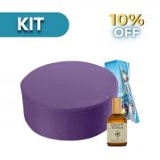 Kit Zen: Zafu + Pomander + Incenso