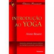 Livro Introdução Ao Yoga - BESANT, ANNIE