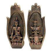 Mãos - Buda