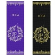 Tapete de Yoga PVC Estampado - Handstand