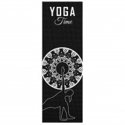 Tapete de Yoga PVC Estampado - Lateral