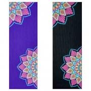 Tapete de Yoga PVC Estampado - Mandala Colorida