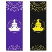 Tapete de Yoga PVC Estampado - Padmasana