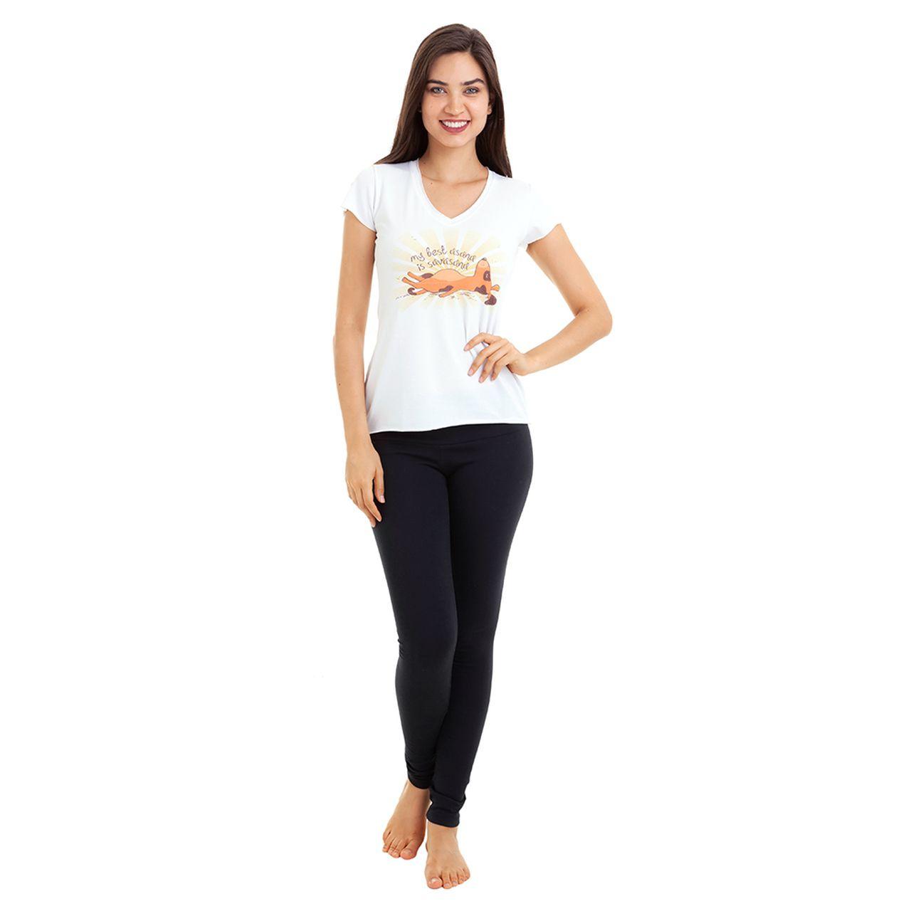 Baby Look - Branca - Savasana