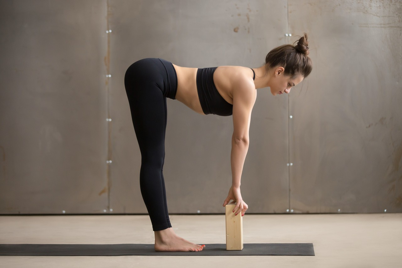 Bloco de Iyengar Yoga