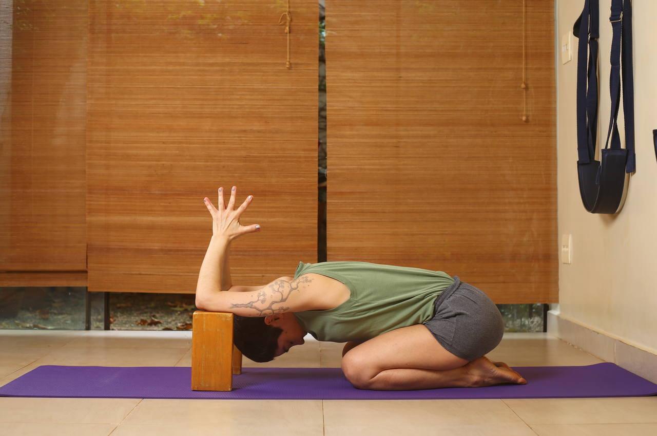Bloco de Madeira - Iyengar Yoga