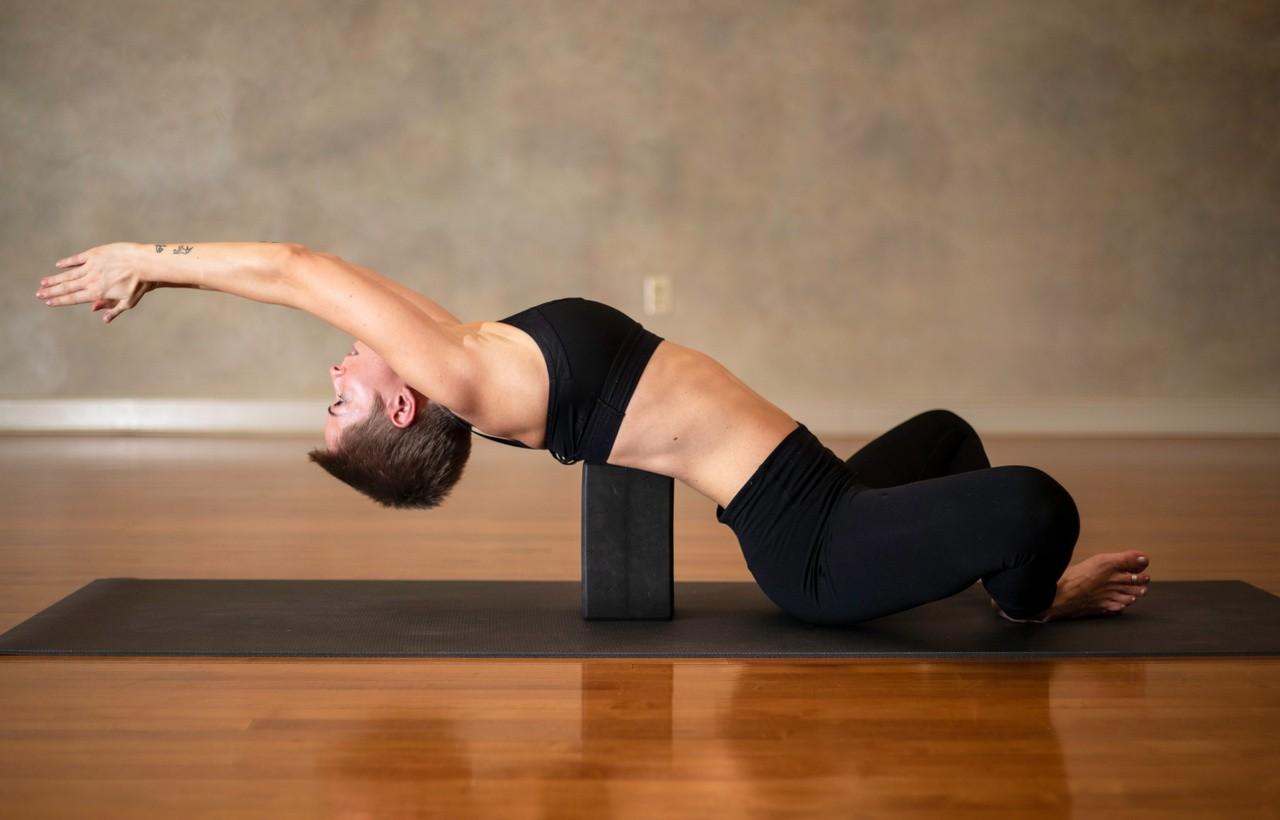 Bloco de Yoga - EVA - 500g