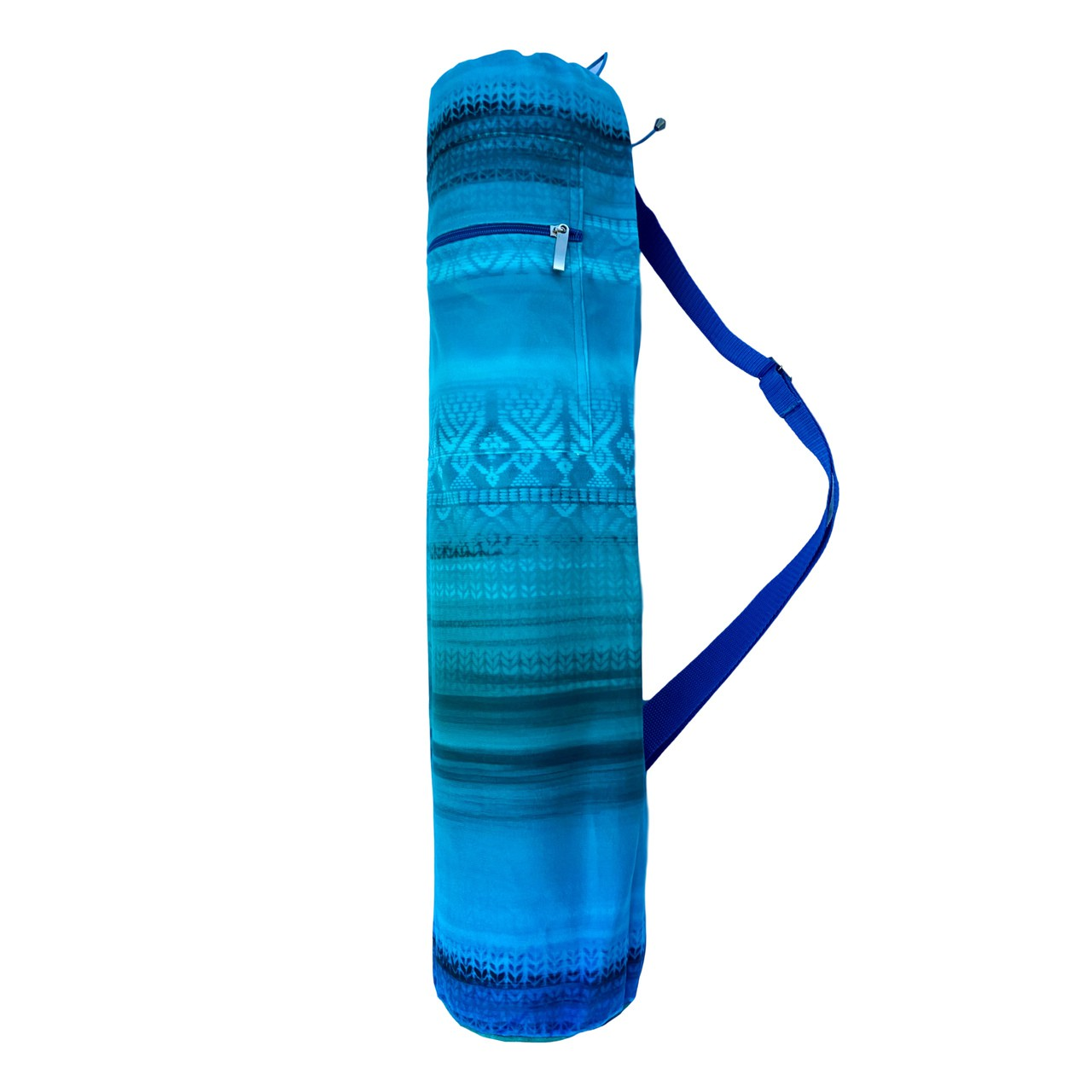 Bolsa Porta Tapete / Mat Gili - Acqua e Azul