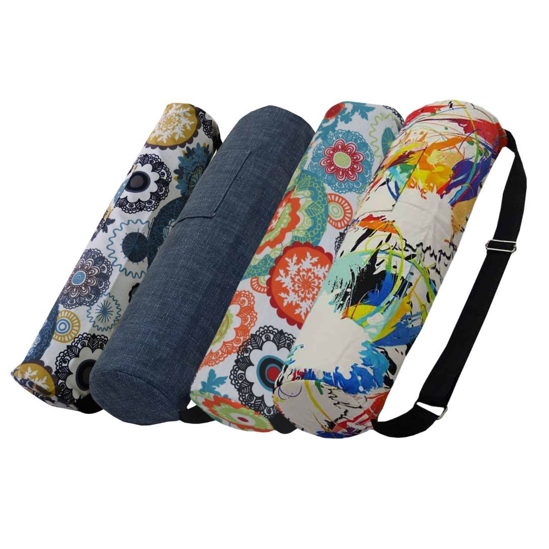 Bolsa Porta Tapete (Estampada) - Yoga