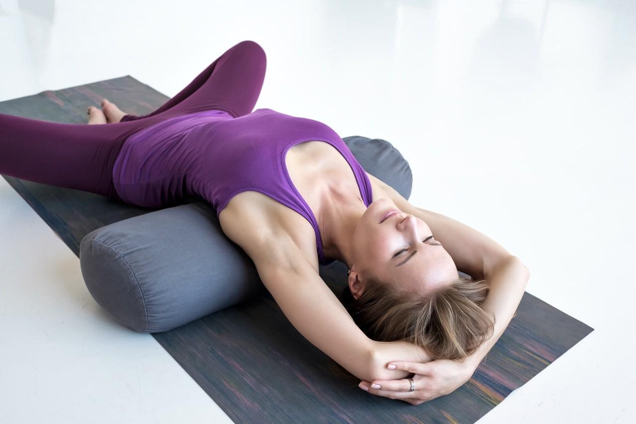 Bolster Yoga Grande