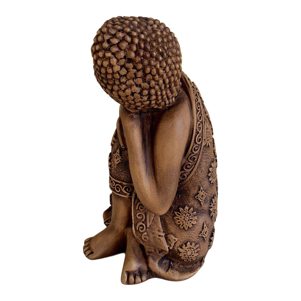 Buda de Lado - Gesso