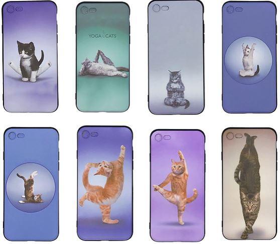 Capa Celular - Iphone 6/7/8 - Gato (Vários Modelos)