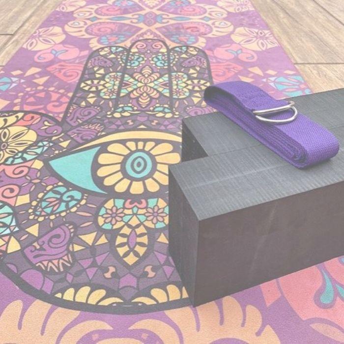 Acessórios de Yoga